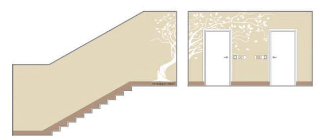Jak pomalować klatkę schodową?