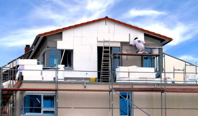 Tynki, które chronią Twój budynek przed pogodą- włókna węglowe Carbon