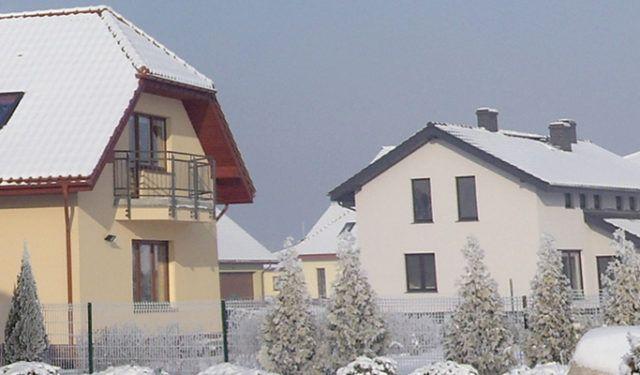 Prace ociepleniowe zimą